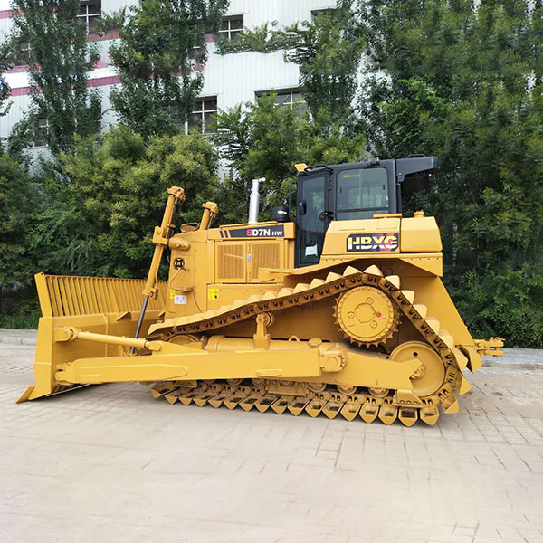 New Delivery for 6 Ton Small Excavator - Waste Landfill Bulldozer SD7HW – Xuanhua  Construction detail pictures