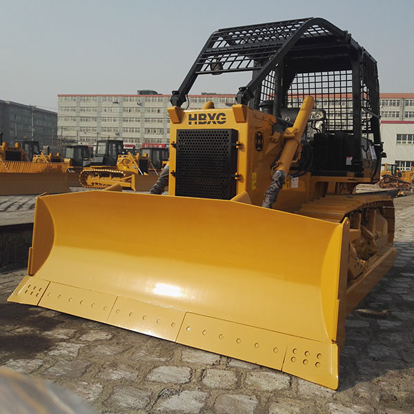 Factory Price Track Trailer Mini Excavator - Forestry Bulldozer T160-3F – Xuanhua  Construction