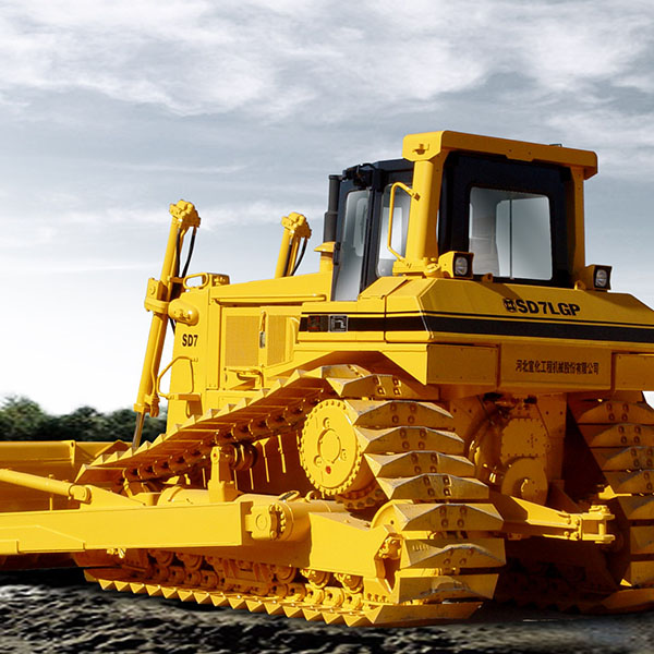 OEM manufacturer Ty220 - Swamp Bulldozer SD7LGP – Xuanhua  Construction Featured Image