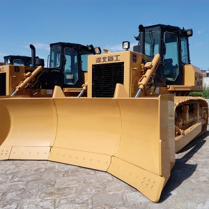 Factory Cheap Hot Caterpillar D4 Bulldozer - Coaling Bulldozer TY165-3 – Xuanhua  Construction