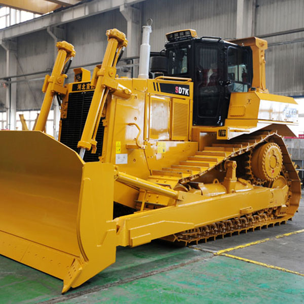 Leading Manufacturer for Mini Excavator 1.8ton - Hydro-static Bulldozer SD7K – Xuanhua  Construction