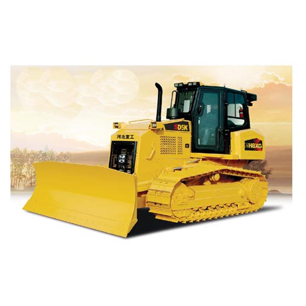 High Performance Tawable Mini Excavator - Hydro-static Bulldozer SD5K – Xuanhua  Construction