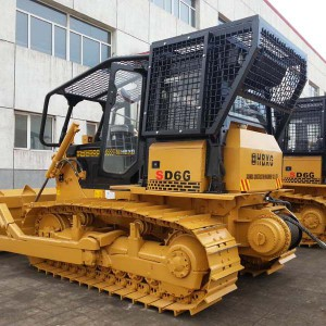 Factory Price For Rubber Track Small Excavator - Forestry Bulldozer SD6G – Xuanhua  Construction