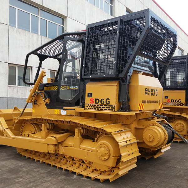 Factory Price For Rubber Track Small Excavator - Forestry Bulldozer SD6G – Xuanhua  Construction Featured Image