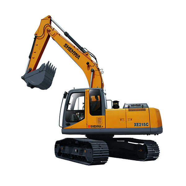 professional factory for Used Excavator Cat 320c Japan - HBXG-XE215C-TRACK EXCAVATOR – Xuanhua  Construction Featured Image