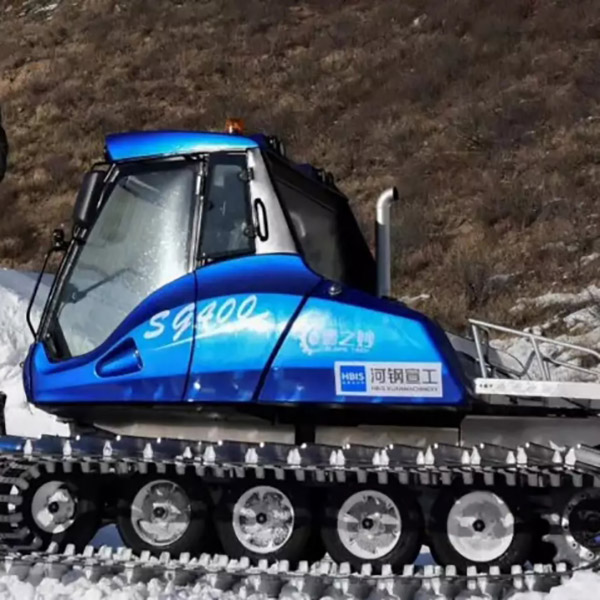 Well-designed Diesel Track Excavator - Snow Groomer SG400 – Xuanhua  Construction