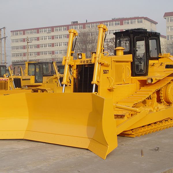 Hot-selling Excavator Steel Track - Coaling Bulldozer SD7 – Xuanhua  Construction