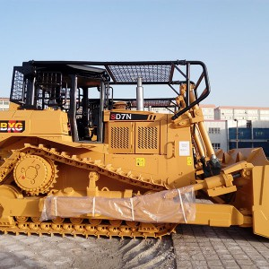Factory Cheap Cat D5h Crawler Bulldozer - Forestry Bulldozer SD7F – Xuanhua  Construction