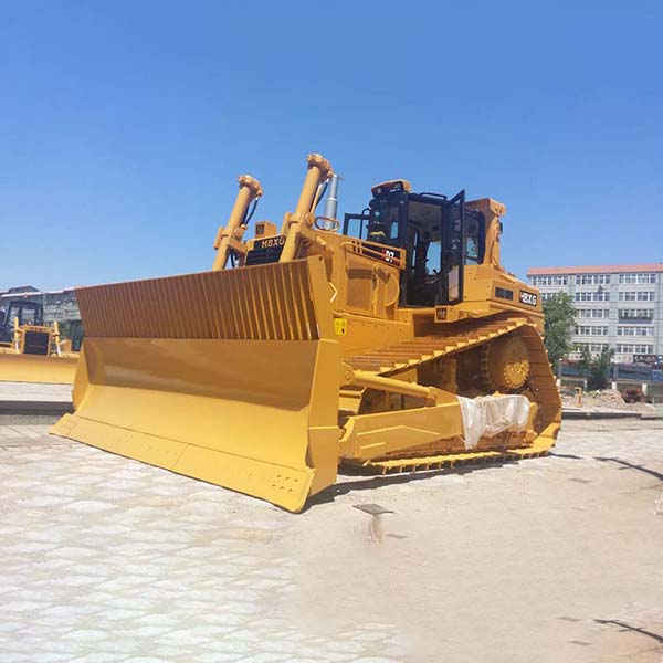 2017 Good Quality R150w Wheel Excavator - Waste Landfill Bulldozer SD7HW – Xuanhua  Construction detail pictures
