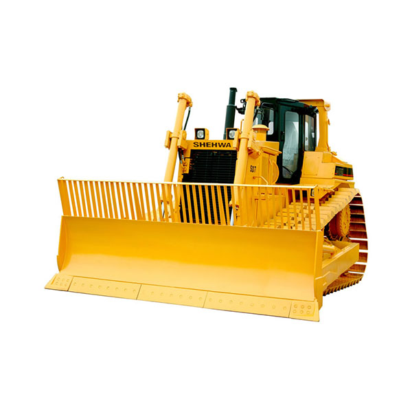 2017 Good Quality R150w Wheel Excavator - Waste Landfill Bulldozer SD7HW – Xuanhua  Construction Featured Image