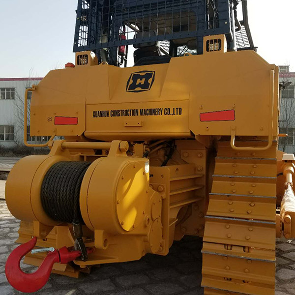 Manufacturer of Gold Mining Machine - Forestry Bulldozer SD7F – Xuanhua  Construction detail pictures