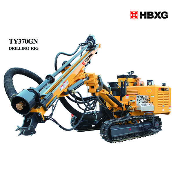 Trending Products Rotary Water Well Drill Rig - Drilling rig HBXG-TY370 – Xuanhua  Construction