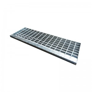 Stair Tread Grating
