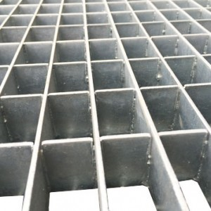 Ordinary Discount Platform Walkway Galvanized Steel Bar Grating -