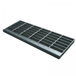 Factory supplied Gi Walkway Grating -