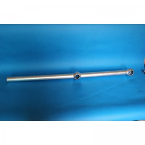 Ball-joint Handrail Stanchions