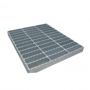 Serrated Style Chuma Grating