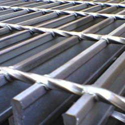 China Gold Supplier for Walkway Mesh Grating -