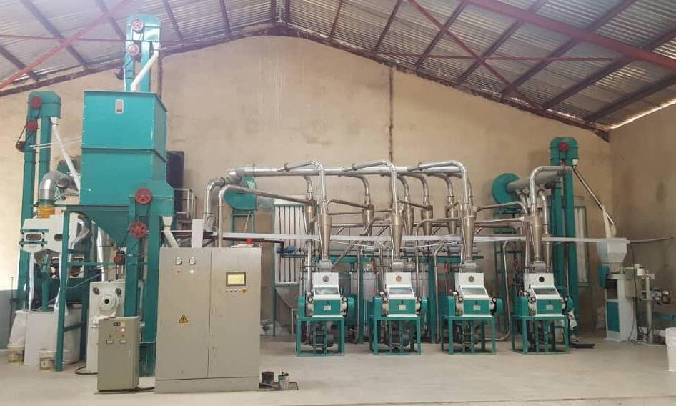 30t/24h Maize Flour Milling Machine Featured Image