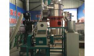 5t/24h Maize Flour Milling Machine