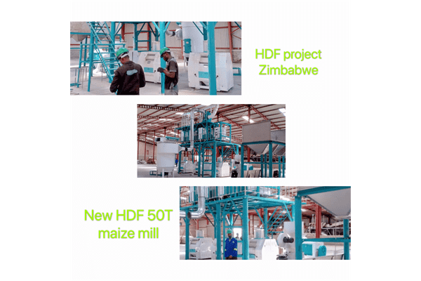 Hongdefa New projects are installing in Africa