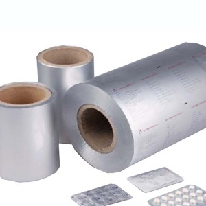 Good User Reputation for Blister Pills Packaging -