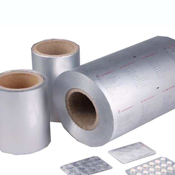 Pharmaceutical PTP aluminum foil Featured Image