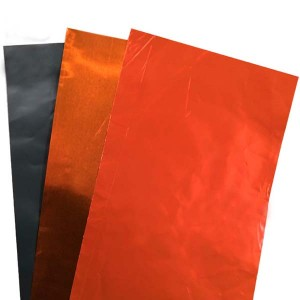 Hot-selling Coated Double Zero Foil -