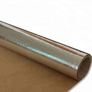 Low price for Poly Laminated Aluminum Foil -