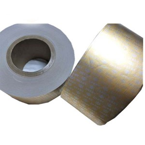 paper laminated alu foil for cigarette