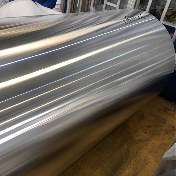 Factory For Colorful Aluminum Foil -