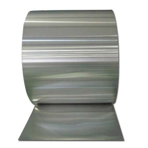 VMCH coated aluminum foil