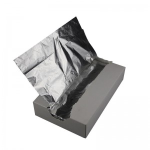 Factory Supply Silver Aluminum Bopp Film -