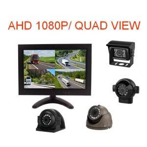 New Delivery for Ahd Dvr Security Camera System -