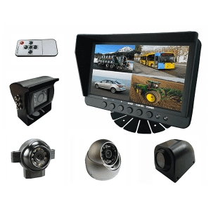 China Gold Supplier for Van Truck Cctv System School Bus Mobile Dvr Gps Set 4 Channel Taxi Car Mdvr
