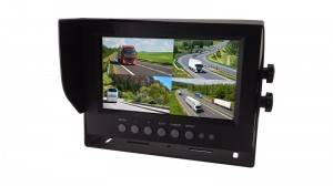 7-Inch 1080P HD Quad-View Monitor