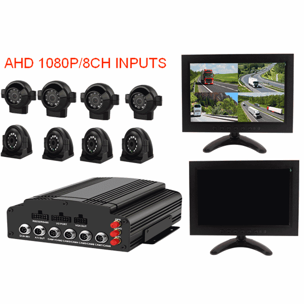 6Channel HDD Mobile DVR SYSTEM Featured Image