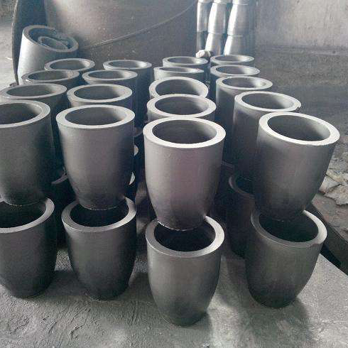 High Temperature Foundry Large Clay Graphite Crucible Featured Image
