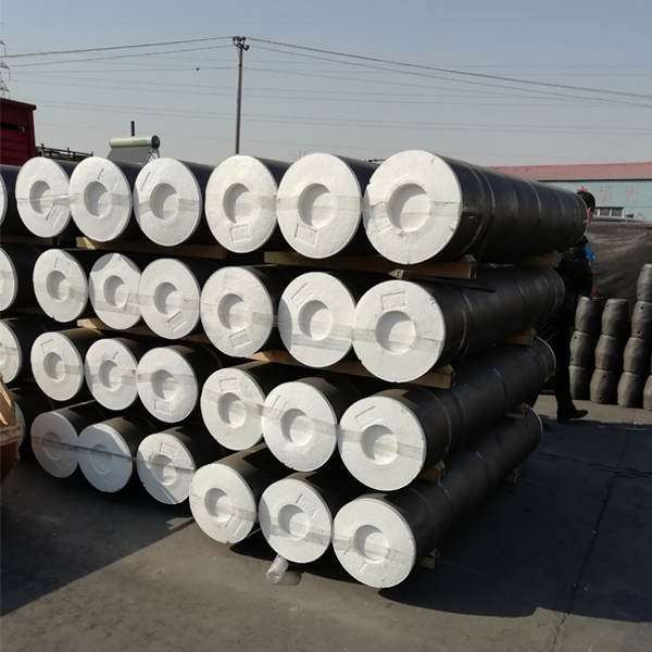 UHP grade graphite electrodes 500mm Featured Image