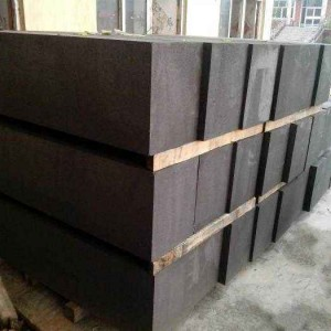 High Thermal Conductive Carbon Graphite Block For Heat Exchanger