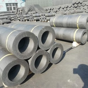 500mm UHP Graphite Electrode For Arc Furnace