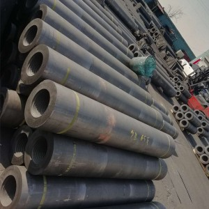 500*1800mm UHP graphite electrodes in ready stock