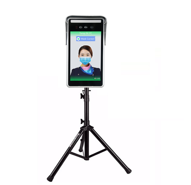 2020 wholesale price Camera Body Temperature - Mobile Installation 1080P Screen Resolution Measurement Detector Camera Masked Face Recognition Body Temperature Instrument – HDV