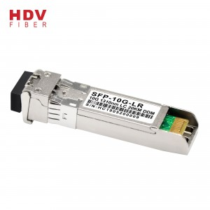 10G 1310nm 20KM LC connector dual fiber optic SFP Transceiver SFP+ module