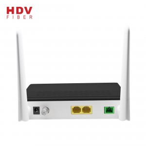China Gold Supplier for Onu With Wifi Router - China Supplier 1GE +1FE WIFI CATV Ports Gpon Epon Ont Onu Compatible Huawei zte – HDV