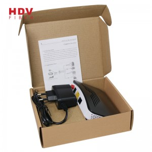 high quality onu price 1.25g fiber optic 1 GE GEPON EPON ONU