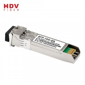 10g Spf + 850nm Mode Dual Fiber 300m optisk modul SFP 10g Sr