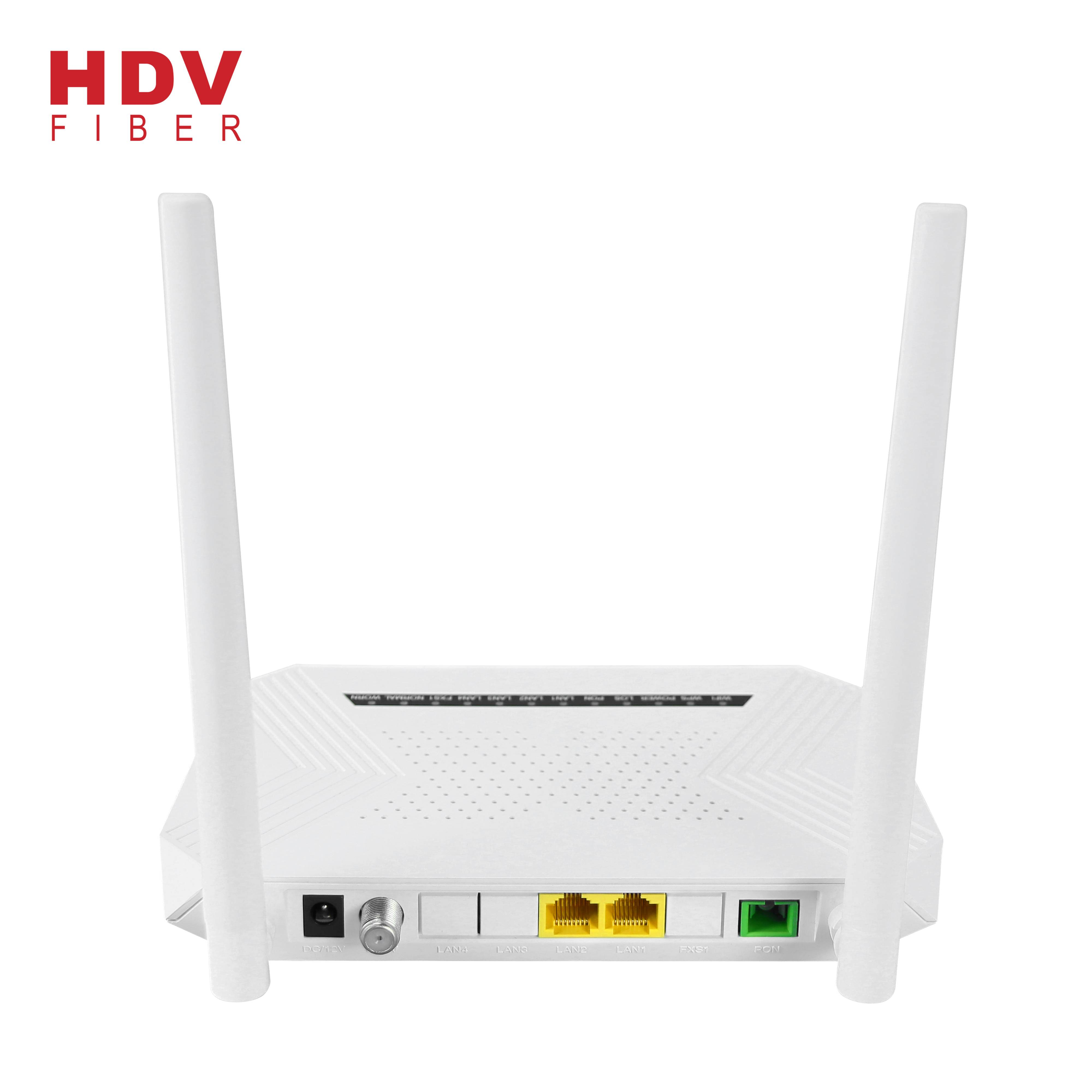 Optic Transceiver Module - 1GE 1FE CATV WIFI Gepon GPON ONT FTTH Xpon ONU Compatible ZTE HUAWEI – HDV Featured Image