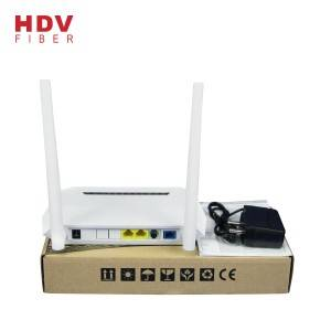 HDV New Product 1GE+1FE WIFI Router GPON XPON Modem Huawei ONU For FTTH Solution