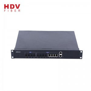 Hot Sale for 10g Sfp Module - Huawei 4 PON port 20KM Fiber ftth EPON GEPON olt – HDV